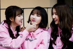 Gfriend at ISAC Lunar new year 2017