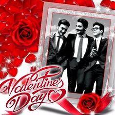 Repost ilvolomundialoficial  ♥♥ Happy Valentine's Day ♥♥ Buon San Valentino ♥♥ Feliz Día de San Valentín ♥♥ From all the #IVMOTeam Have a nice and lovely day ♥ #IVMOArt #ilvoloversdelmundo #ilvolomundialoficial