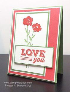 Friendly Wishes, Painted Petals, Stampin' Up!, sneak peek, Brian King
