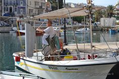 #Malta - Day 2 Walking tour from St Julian's to Sliema ferries. I called this photo #preparation