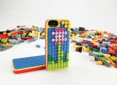 Carcasas de Lego para iPhone 5