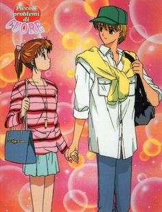 Marmalade Boy . Miki & Yuu
