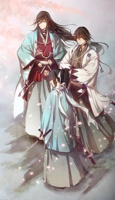 Hakuoki- demon of the fleeting blossom
