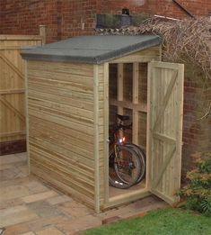 Small garden shed #DIYsheds