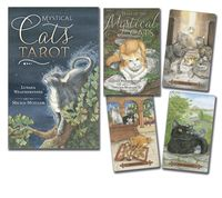 The Mystical #Cats #Tarot, by Lunaea Weatherstone and Mickie Mueller