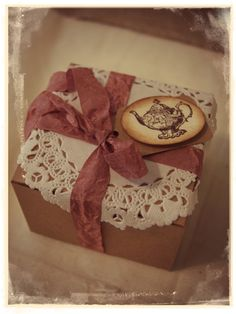 bridal shower tea party favors / baby shower / wedding favors / sugar cubes on Etsy, $5.25