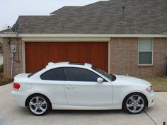 Official ALPINE WHITE Coupe (E82) Thread - Page 3 - BMW 1 Series Coupe Forum / 1 Series Convertible Forum (1M / tii / 135i / 128i / Coupe / Cabrio / Hatchback) (BMW E82 E88 128i 130i 135i) Euro Model, 3 Bmw, Bmw 1 Series, Alpine White, Bmw Love, Convertible, Autos, Cutaway, Infinity Dress