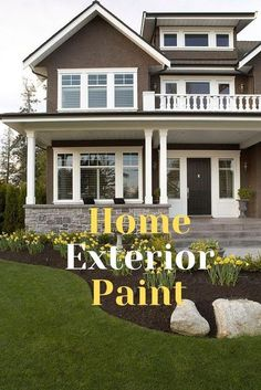 The colors are the key to a successful exterior home makeover. #HomeExteriorPaintHistoric #HomeExteriorPaintColorIdeas #HomeExteriorPaintOld #HomeExteriorPainBrown #HomeExteriorPaintCombinations #HomeExteriorPaintSpanishStyle #HomeExteriorPaintIdeasColourSchemes #HomeExteriorPaintSmall