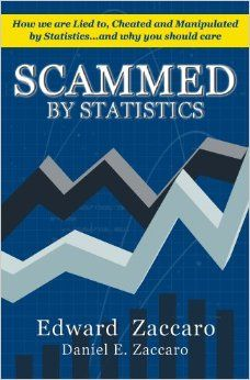 Edward Zaccaro - Scammed by Statistics / Rights sold by Global Book Rights in Indonesia