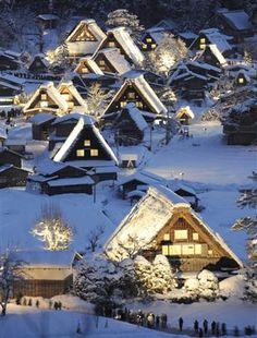 #Japan #Shirakawa