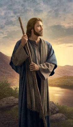 Light of Hope print - Images of Christ – Altus Fine Art - Images Of Christ, Pictures Of Jesus Christ, Jesus Pics, Bible Pictures, Lord Is My Shepherd, The Good Shepherd, Simon Dewey, Hope Painting, Jesus Painting