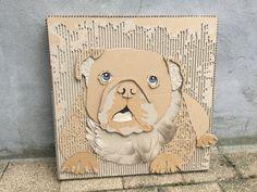 Cardboard Art 2017