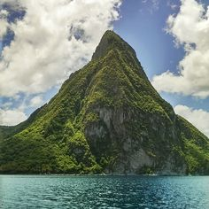 Piton Bay, St. Lucia Photography by Ashley Nelson