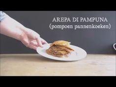 Antilliaanse arepa di pampuna recept (pompoen pannenkoeken) - YouTube