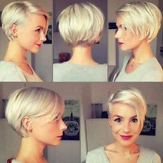 10 latest pixie haircut for women - ideas with a difference! - hairstyle ideas - 10 latest pixie haircut for women – ideas with a difference! Short Pixie Haircuts, Pixie Hairstyles, Short Hairstyles For Women, Short Hair Cuts, Straight Hairstyles, Casual Hairstyles, Hairstyle Ideas, Braided Hairstyles, Hairstyles 2018