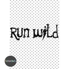 Run Wild Print – Pops of Neon Neon, Running, Art Prints, Words, Art Impressions, Keep Running, Neon Colors, Why I Run, Horse