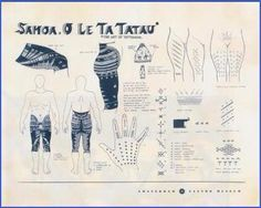 tattoos in samoa have a very long history