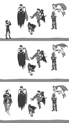 Young Justice Funny, Batfamily Funny, Batman Fan Art, Robin Starfire, Wayne Family, Poker Face, Superbat, Dc Memes, Batman Family