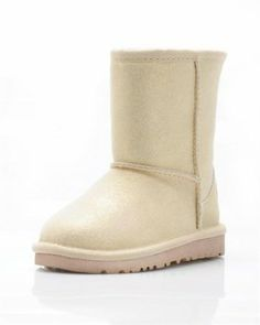 UGG Australia Toddler's Classic Glitter Boots for Girls - Boots - Shoes at Viomart.com