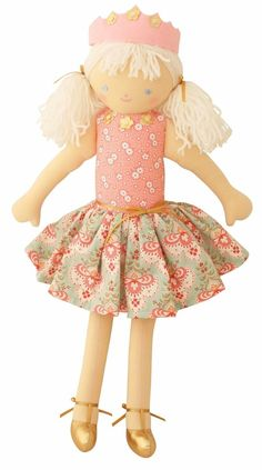 $50  How cute is she! This gorgeous doll is the perfect accessory for any little girls room or nursery!Length: 52cm