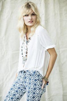 SHOP SUMMER • Jean Queen Shania | We Love | Style | Fashion | Rapsodia.com