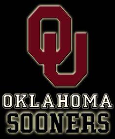 Oklahoma Sooners...my #1 football team