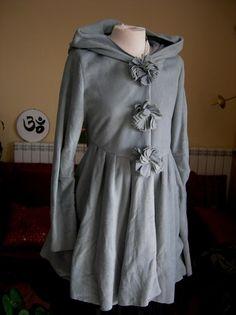 ღஐƸ̵̡Ӝ̵̨̄Ʒஐღღ MYRINE BELGIUM LAGENLOOK WOW UNIQUE COAT MAGICAL ღஐƸ̵̡Ӝ̵̨̄Ʒஐღ | eBay