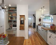 Butcher Block Counter Top Kitchen Design, Pictures, Remodel, Decor and Ideas - page 11