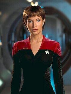 Jolene Blalock as T'Pol in Star Trek Enterprise