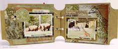 Our Adventure at the Zoo  Ticket Album by Anita Bownds (2)