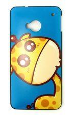 Cartoon Giraffe Fashion Phone Case For HTC ONE M7