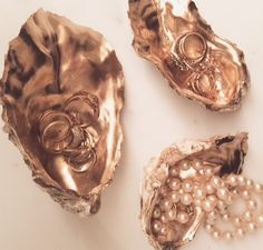Clamshell jewelry holders