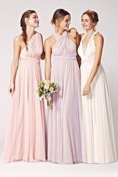 lilac grecian dress - Google Search