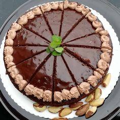 Troj-čokoládová torta – Recepis.sk