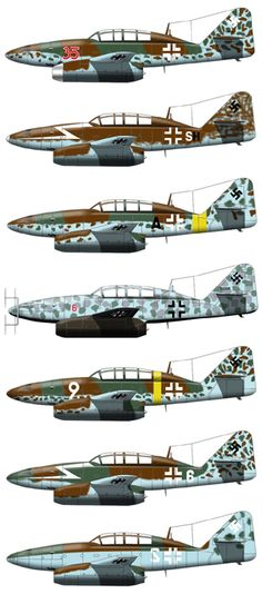 ME-262 -- A plane so good the Germans lost the war anyway.