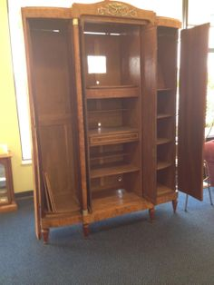 Majestic French Armoire