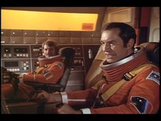 Space 1999--what I remember of it was a pretty good old school show