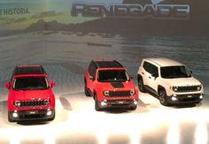Canadauence TV: Jeep Renegade é lançado no Brasil, preço a partir ...