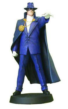 Eaglemoss DC Comics Phantom Stranger Lead Figurine