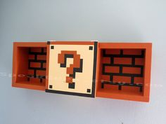 Mario Shelf