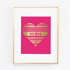 Gift for Nurse Nurse Gift Nurse Nursing by alwaysyesterday