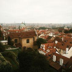 Prague / (click to follow me on Instagram!)