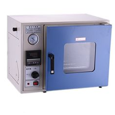 OrangeA Vacuum Drying Oven 0.9 Cu Ft 23L 12 x 12 x 11 Inch Digital Degassing Drying Oven Stainless Steel Vacuum Chamber Drying Sterilizing Oven MCU-based temperature Controller Herbal Extraction