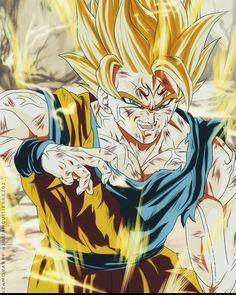 What if majin goku Dragon Ball Gt, Majin Goku, Dbz Vegeta, Gorillaz, Manga Anime, Anime Couples Manga, Manga Girl, Anime Girls, Evil Goku