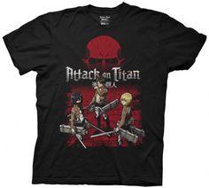 Crunchyroll - Store - Attack on Titan T-Shirt