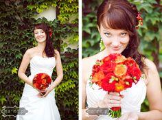 Czerwony bukiet/ Red bouquet