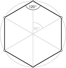 Hexagon calculator finds all geometrical properties of a regular hexagon. Draw A Hexagon, Hexagon Sides, Bedroom Decor Lights, Diy Bedroom Decor, Woodworking Techniques, Woodworking Projects, 6 Sided Polygon, Regular Polygon, Diy Crafts