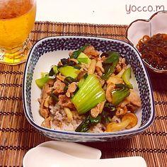 中華丼ともずく酢で❤︎ - 8件のもぐもぐ - 中華丼ディナー❤︎ by sunny1124yoko