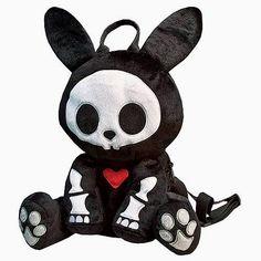 Skelanimals: Jack the Rabbit Plush Backpack