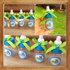 12 small monsters inc baby shower-Monster's inc baby shower favor- monsters baby shower- boy baby shower-baby monsters inc Fiesta Baby Shower, Baby Shower Niño, Baby Shower Party Favors, Boy Baby Shower Themes, Baby Shower Invites For Girl, Baby Shower Parties, Baby Shower Gifts, Monsters Inc Baby Shower, Monster Baby Showers